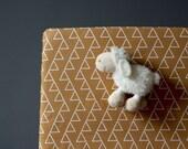 MODERN BRONZE - crib sheet - gender neutral nursery - crib fitted sheet