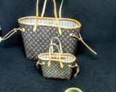 1/12 scale miniature bag