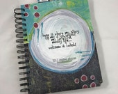 """2017 Motley Turtle Creative Planner;  Pages measure 6.5"""" x 9""""; Shipping Incl.; US only"""