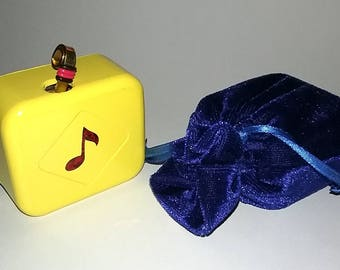 Music Box Movement  -  You Are My Sunshine In Sun Yellow and Much More