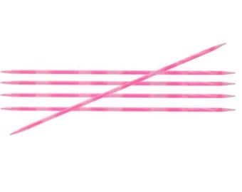 Knitters Pride MarblZ Double Point Needles 6 inch (15 cm)