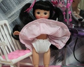 "Fits 8"" Tonner Tiny Betsy McCall Doll .. White Panties Underwear Panty.. D851"