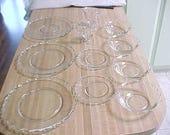 RESERVED 11 Piece Set of Fostoria Century Glassware