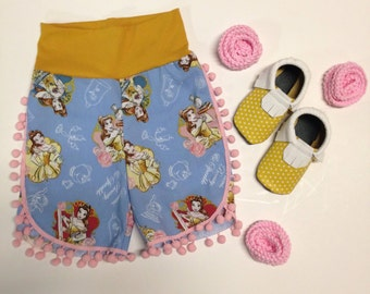 Princess Shorts Custom Size LIMITED