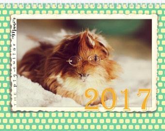 Pig-culiar 2017 Calendar