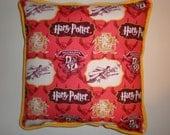 Harry Potter Quidditch Pillows