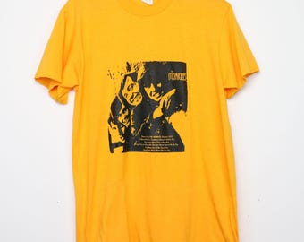 Monkees Shirt Vintage tshirt 1980s Micky Dolenz Peter Tork Michael Nesmith Davy Jones Pop Music American Rock And Roll Band
