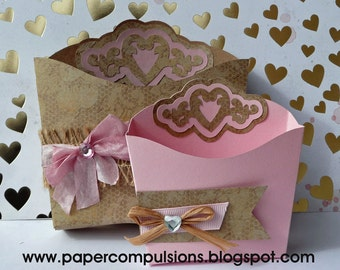 Cut files for Heart Fry Boxes
