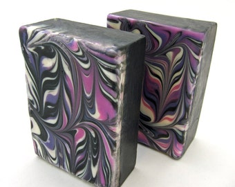 Black Orchid Handmade Artisan Soap