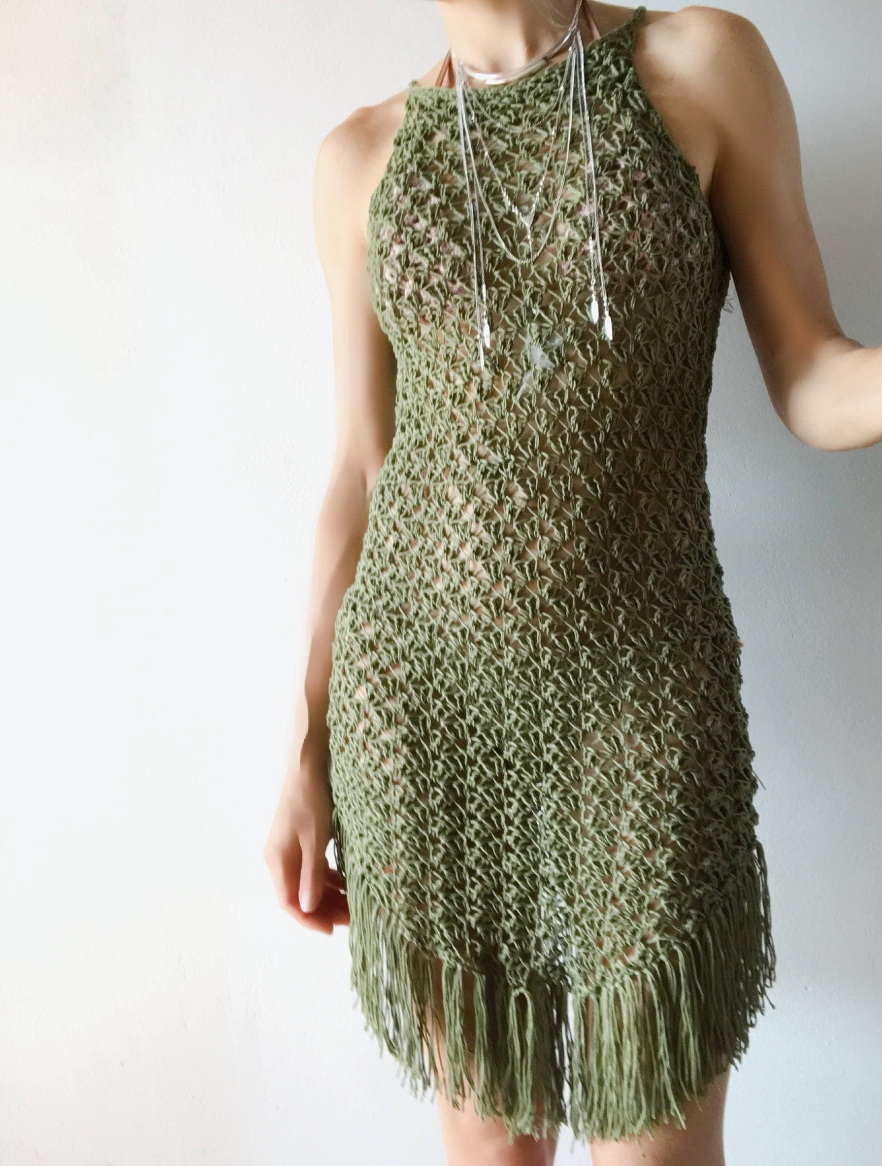 Crochet Xxl Patterns : PDF-file for Crochet PATTERN, Minerva Crochet Tunic Dress ...