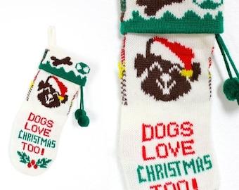 "Shop ""dog stocking"" in Bedding"