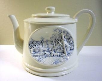 Vintage Hershey's Tea Pot