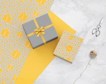 Eid Mubarak Wrapping Paper Size 20 x 14 - Listing per sheet