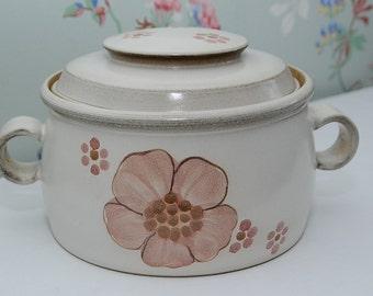4pt Denby Gypsy Stoneware Tureen