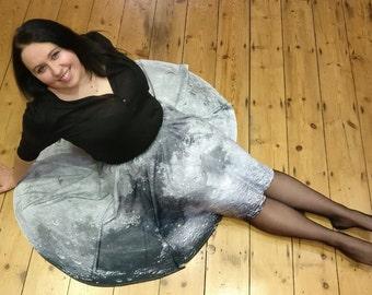 Full Moon Circle Skirt