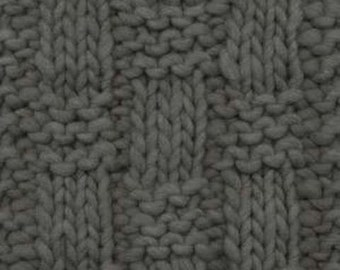 Katia Nomada Yarn - 109 yds/skein - Super Bulky Weight - 100% Merino Wool - Graphite