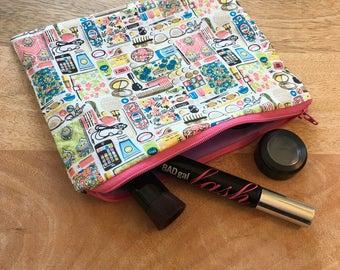 Liberty of London makeup bag