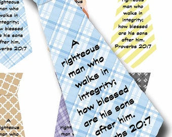 Digital Download Dad Tag, Father's Day Church Gift Tag, Craft Supplies, Scripture Cards, Fathers Day Tie, scrapbooking supplies, Set B