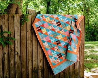 Twin Quilt Matryoshka