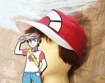Trainer Red hat - Pokemon Sun/Moon cosplay