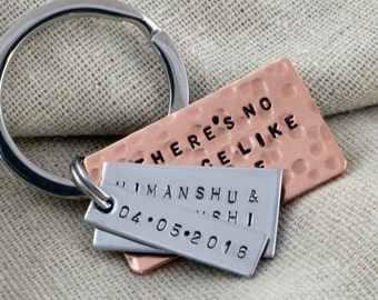 New Homeowner Keychain - Personalized - Customize