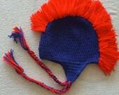 Custom Mohawk Hat for Kara
