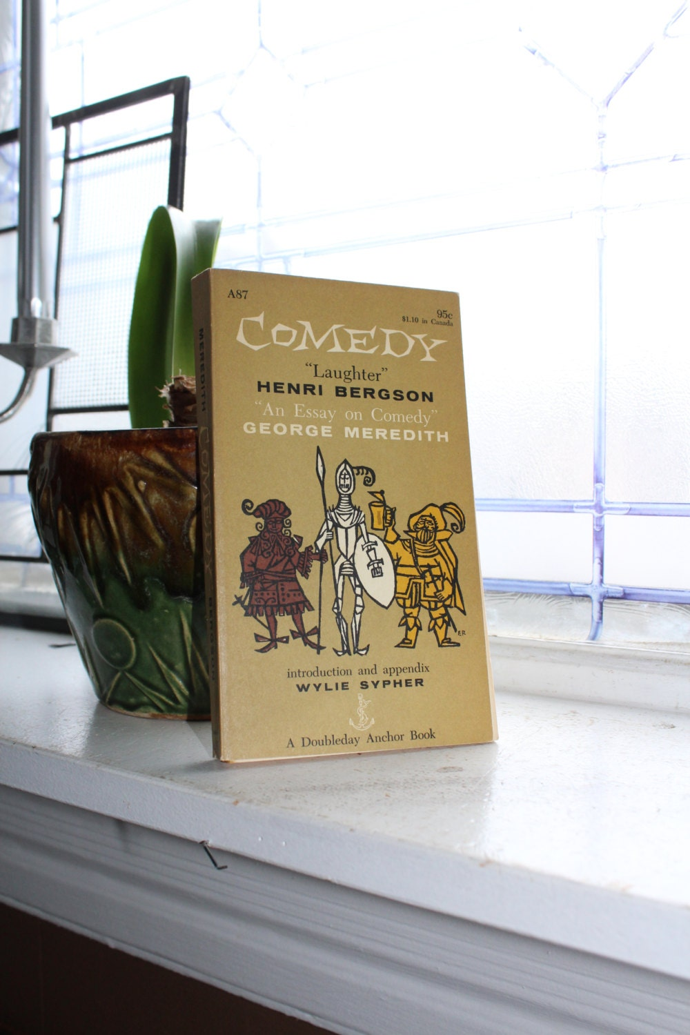 "bergson by by comedy comedy essay george henri laughter meredith Henri bergson suggests that laughter exists only if one is disconnected with one's emotional centre, writing: ""now step aside, look upon life as a disinterested spectator: many a drama will turn into a comedy"" (63."