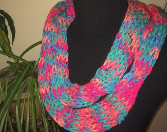 Infinity Roll Scarf