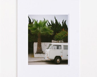 California VW Fine Art Photography Print SALE