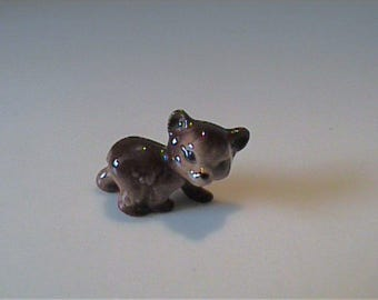 Vintage Hagen Renaker miniature brother bear cub