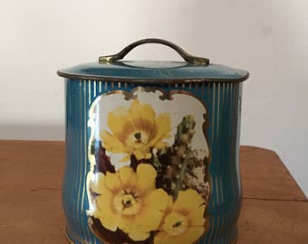 Vintage tin - Robur Tea
