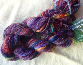 Hope Jacare - Creative textiles Fab felting hand dyed and hand spun wool yarns - 60g - FFY36