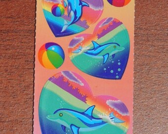 Lisa Frank Sticker