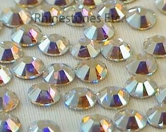 Crystal AB 20ss Swarovksi Elements Rhinestones HOT FIX 36 pieces