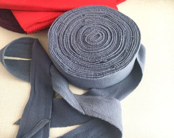 Wool Roll Blue Vintage 9 oz