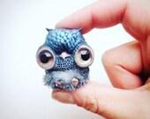 Tiniest Owly
