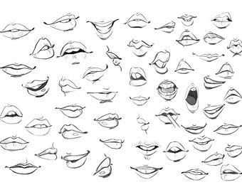 Mouths print