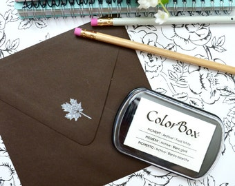White Ink Pad - Colorbox Pigment Ink pad in Frost White