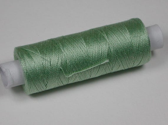 5051 Jerry cotton, knitting and crochet yarn for the miniature handmade, colour pistachio Green