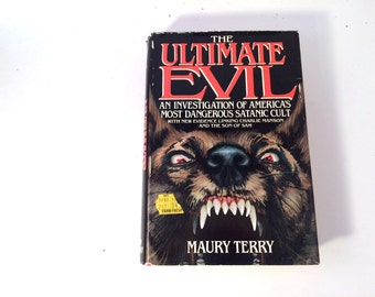 Ultimate Evil, Maury Terry, 1987 First Edition