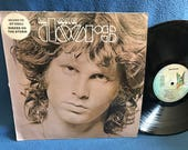 """Vintage, The Doors - """"Best Of"""" Vinyl LP, Record Album, Original 1973 Press, People Are Strange, Light My Fire, Love Her Madly, Touch Me"""
