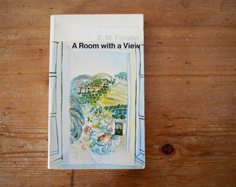 Penguin Classic - A Room with a View - EM Forster
