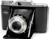 Adox Golf II Rare Vintage 1950s Art Deco Folding Medium Format 120 Film Camera