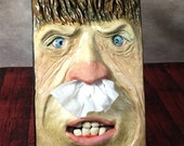 SNUFFLE BOX - Tissue Hold...