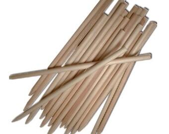 Caramel Apple Sticks, Bamboo Skewers