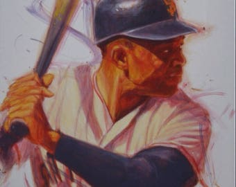 Willie Mays Original (sold)