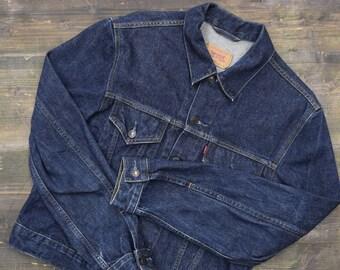 Levi Strauss & Co Denim Jacket 1970's