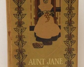 Aunt Jane of Kentucky 1907 Eliza Calvert hall
