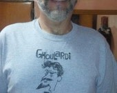 Ghoulardi for Prez  Adult T-shirt Size S-5XL