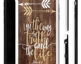 Scripture iPhone 6 Case, iPhone Case, iPhone 6 plus Case, Scripture iPhone Case, Religious iPhone Case, Personalized iPhone Case